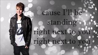 """""""Next 2 you"""" Chris Brown ft.Justin Bieber"""" (Lyrics)"""