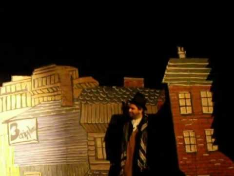 Peter Whitney as Fagin
