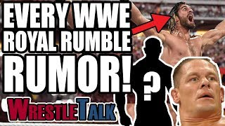 EVERY WWE Royal Rumble 2019 Rumor YOU NEED TO KNOW! | WrestleTalk