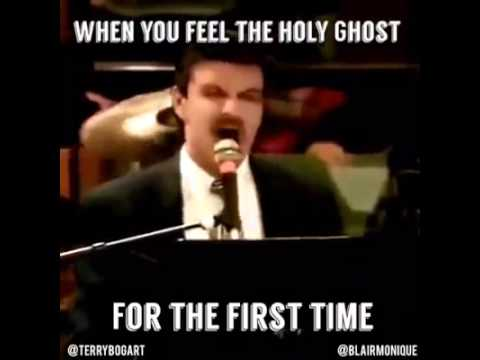 hqdefault holyghost for the first time youtube