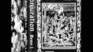 Conjuration - Demo (2004) (Blackened Heavy Metal Finland) [Full Demo]