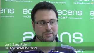 acens.tv entrevista a José Sanz Polo, CTO de Global Incubator