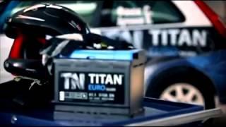 видео Аккумулятор автомобильный Titan Euro Silver 76