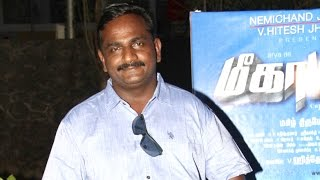 Cinematographer Sathish Kumar on Meaghamann