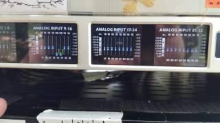 Base settings for Ferrofish A32 Dante - Atlanta Sound Guy