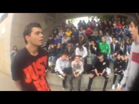 Mc Cabo vs Raul Beef Battle Octavos