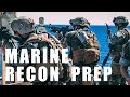 MARINE RECON PREP: FOR THE BASIC RECONNAISSANCE COURSE
