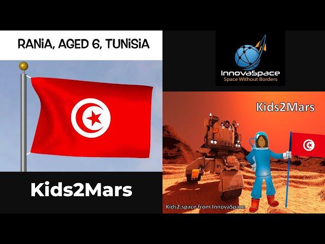 ENG Kids2Mars | Tunisia - bacteria on Mars