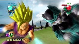 Dragon Ball Z: Ultimate Tenkaichi - Pt 5: Cell Games Saga HD