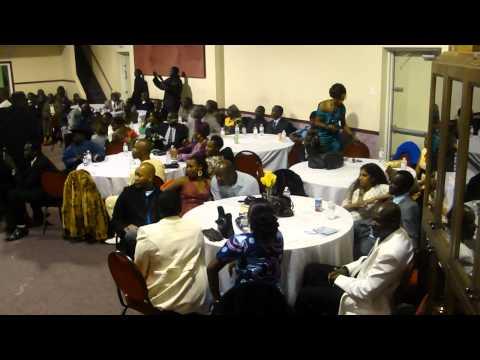 South Sudan celebration on 3/2011 in Edmonton, Can...