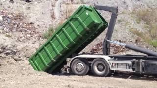 видео Вывоз мусора в СЗАО