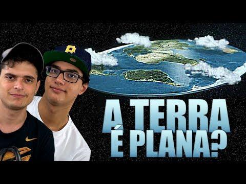 TEORIA DA CONSPIRAÇÃO - TERRA PLANA