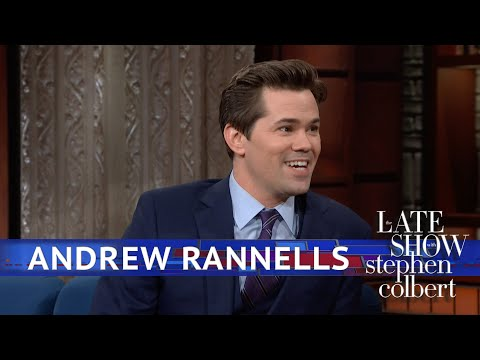 Warning: Andrew Rannells' Memoir Gets Sexy