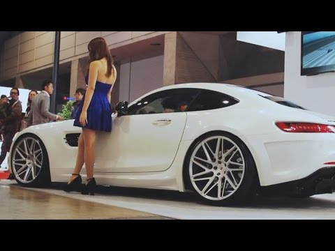 Tokyo Auto Salon 2016 Highlights from Vossen Wheels - YouTube