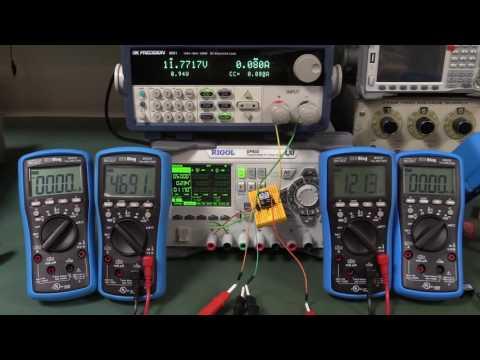 EEVblog #957 - How To Measure DC-DC Converter Efficiency
