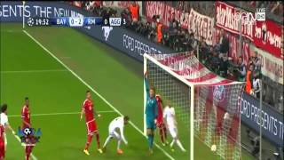 Bayern München gegen Real Madrid (Alle Tore)