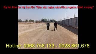 Dự án khu đô thị Kim Đô TT Chờ, Yên Phong, Bắc Ninh