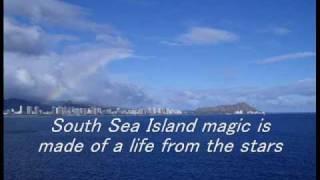 南海の魅惑の島 SOUTH SEA ISLAND MAGIC ukulele solo ウクレレ  ソロ
