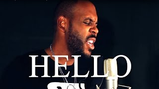 Adele - Hello (Male Acoustic Cover)