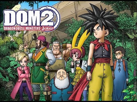 Let's Play Dragon Quest Monsters: Joker 2 (part 1)