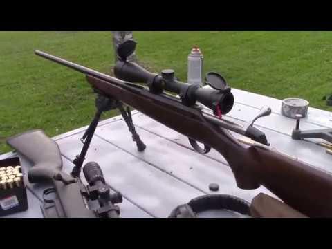 Tikka T3 7mm Magnum 200yd Accuracy Test