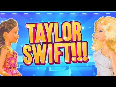 Barbie - Backstage With Taylor Swift | Ep.71