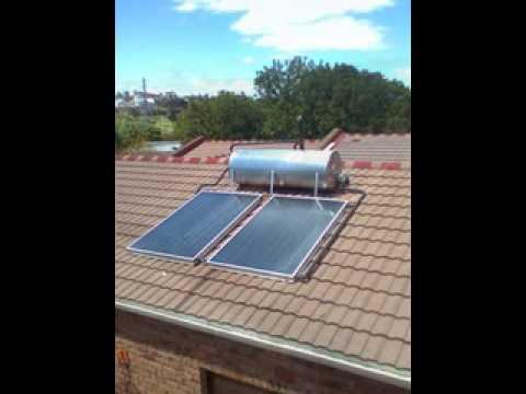 Sunpower 300lt Solar Installations