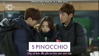 Top 5 Lee jong suk dramas with Ratings