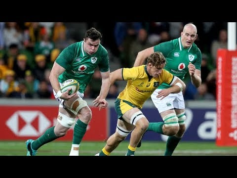 Ireland Down Under: Highlights From The 2nd Test