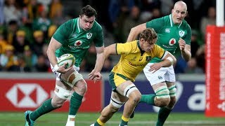 Ireland Down Under: Australia v Ireland Second Test Highlights