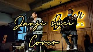 Download janji suci cover @bobercafesurabaya