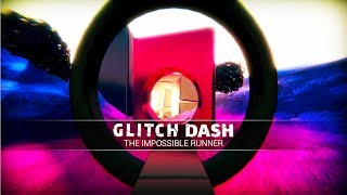 Glitch Dash Android/iOS - Runner Cube Gameplay (REALLY Hard)