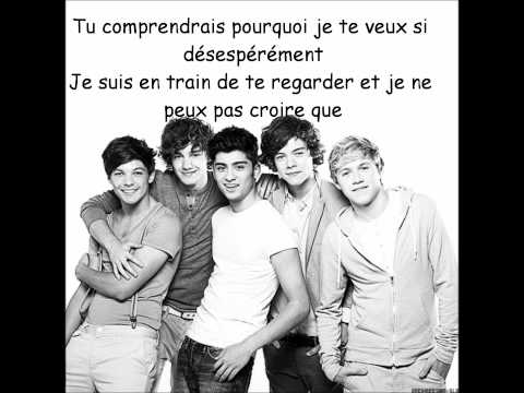 One Direction - What makes you beautiful - Traduction