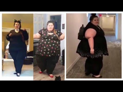 amberlynn reid lied about the weight loss diet (with proof) thumbnail