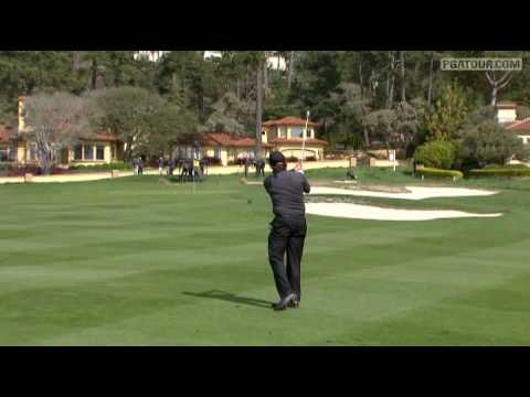 Celebrity Highlights: Rnd 3 AT&T Pebble Beach National Pro-Am