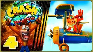 Crash Bandicoot 3 #4 - Kosmiczny wyścig