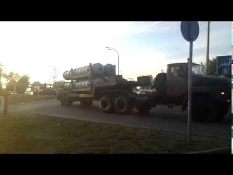 Пусковых установки в Северодвинске