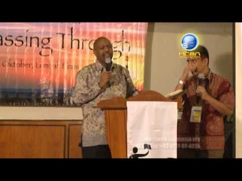 HCBN Indonesia: Indonesia Youth for Christ 2012 - 02 - Dwayne Turner