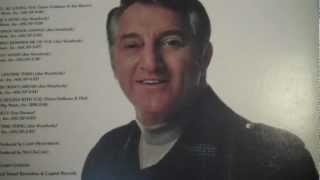 Entertainer Danny Thomas singing -  The First Christmas