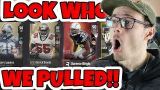 WE ACTUALLY PULLED HIM NO WAY!! Madden Packed Out
