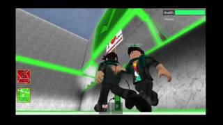 ROBLOX:The speed wall