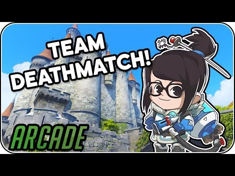 Team Deathmatch! • Overwatch Arcade deutsch
