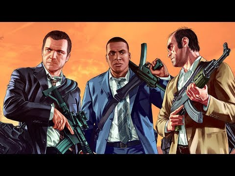 Grand Theft Auto 5 Theme Song Hour Long