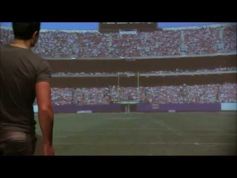Golf - HD Simulator ¦ American Football Post Challenge ¦ Flower vs Gorilla James