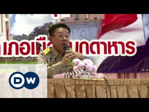 Thai people to vote on new constitution | DW News