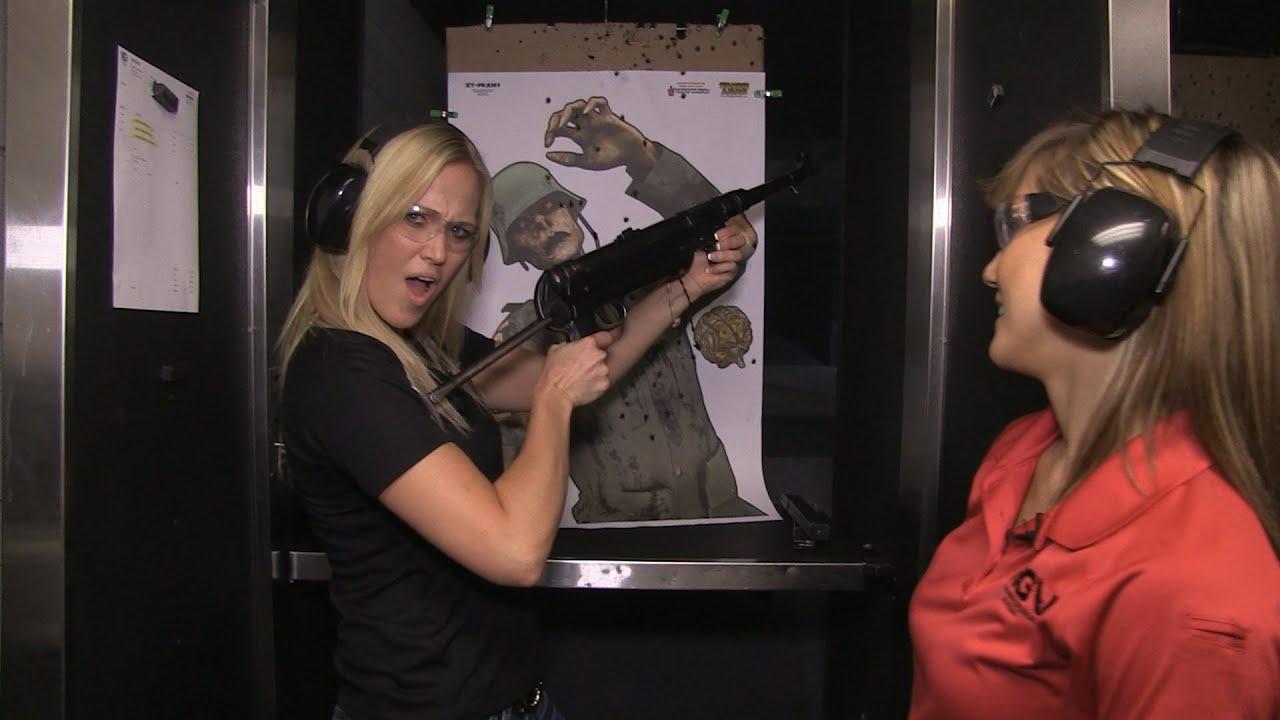 shoot a machine gun vegas
