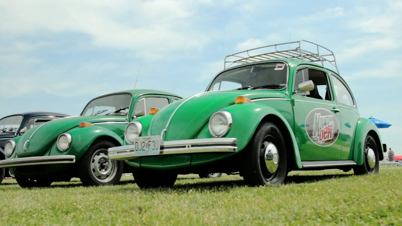 Mid America Motorworks Volkswagen Funfest 2014