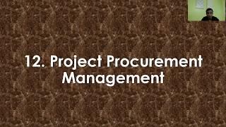 Day 19 - Project Procurement Management