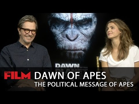 Dawn Of The Planet Of The Apes: Political Message