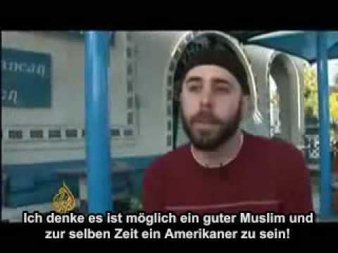 Guantanamo Wärter konvertiert zum Islam! DEUTSCHE UNTERTITEL